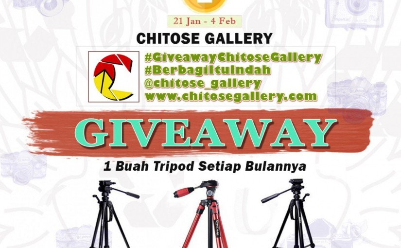 GIVEAWAY CHITOSE GALLERY #1